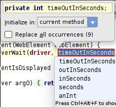 A few useful IntelliJ keyboard shortcuts – imalittletester